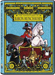 The Adventures of Baron Munchausen