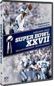 NFL Super Bowl Series: Dallas Cowboys Super Bowl XXVII