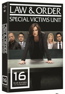Law & Order - Special Victims Unit: Year Sixteen