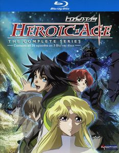 Heroic Age: The Complete Series