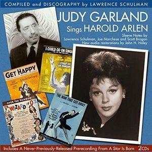Sings Harold Arlen [Import]