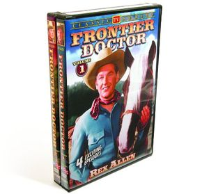 Frontier Doctor: Volumes 1 & 2