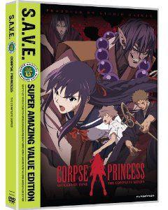 Corpse Princess: Complete Series - S.A.V.E.