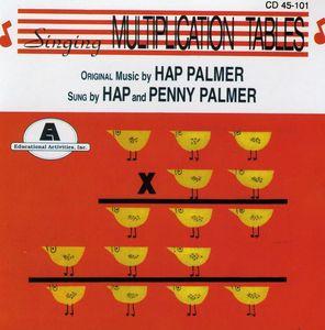 Singing Multiplication Tables