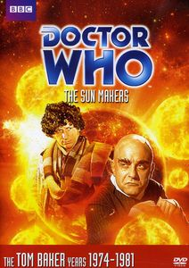 Doctor Who: The Sunmakers - Episode 95