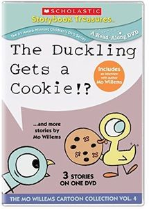 The Duckling Gets a Cookie!? and More Stories by Mo Willems