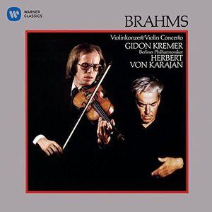 Brahms: Violin Concerto in D. Op. 77