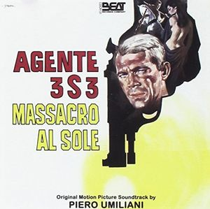 Agente 3S3 Massacro Al Sole (Original Soundtrack) [Import]