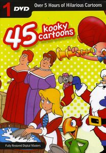 45 Kooky Cartoons