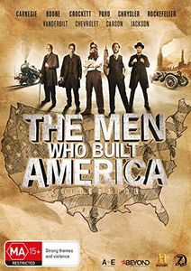The Men Who Built America: The Collection [Import]