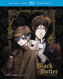 Black Butler: Book of Murder - Ovas
