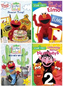 Sesame Street: Collection 4