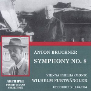 Sinfonie 8 /  WP 10.04.1954