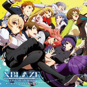 Xblaze (Original Soundtrack) [Import]