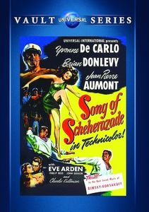 Song of Scheherazade , Brian Donlevy