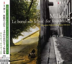 Milhaud: For Four Hands