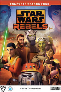 Star Wars Rebels: Complete Season Four