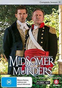 Midsomer Murders: Complete Season 19 [Import]