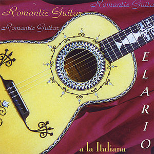 Romantic Guitar a la Italiana
