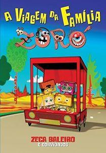 E Convidados: A Viagem Da Familia Zoro [Import]