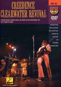 The Guitar Play Along: Creedence Clearwater Revival