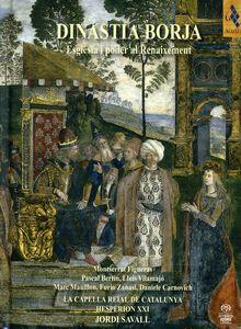Dinastia Borja: Esglesia I Poder Al Renaixement