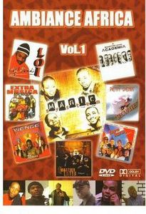 Vol. 1-Ambiance Africa (Magic System) [Import]