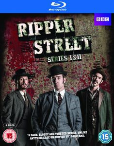 Ripper Street-Complete Series 1 & 2 [Import]