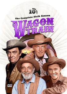 Wagon Train: The Complete Season Six