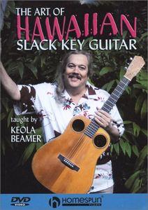 The Art of Hawaiian Slack Key Guitar