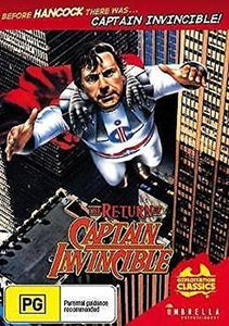 Return Of Captain Invincible (Ozploitation Classics) [Import]