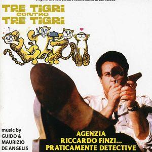 Tre Tigri Contro Tre Tigri [Import]