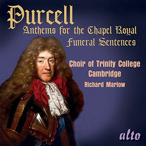 Anthems for the Chapel Royal