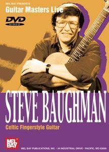 Steve Baughman-Celtic Fingerstyle Guitar