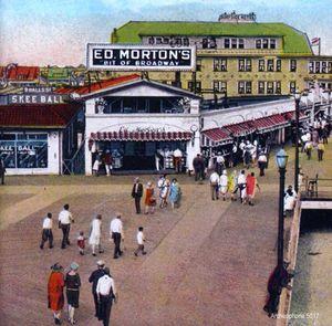 Ed Morton's Bit of Broadway /  Various