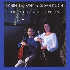 Moon & Flowers