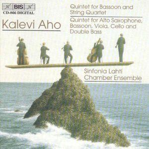 Quintet for Bassoon & String Quartet