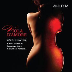 Around Viola D'amore