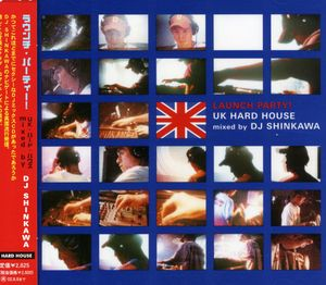 Launch Party UK House [Import]