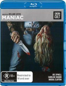 Maniac (1980) [Import]