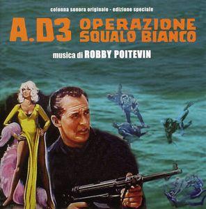 A.D.3 Operazione Squalo (Original Soundtrack) [Import]