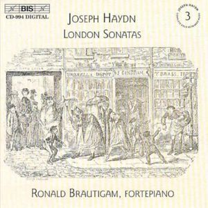 Keyboard Music #3: London Sonatas