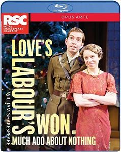 Love's Labour's Won (Aka Much Ado About Nothing)