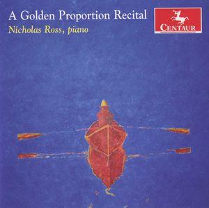 Golden Proportion Recital