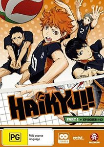 Haikyu: Part 1 [Import]