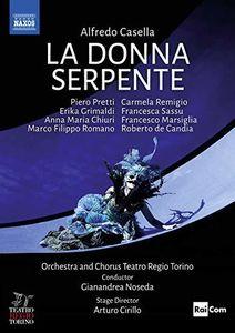 Donna Serpente