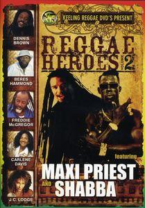 Vol. 2-Reggae Heroes