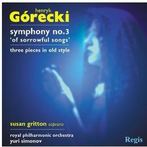 Symphony No 3 /  Three Pieces in Olden Style