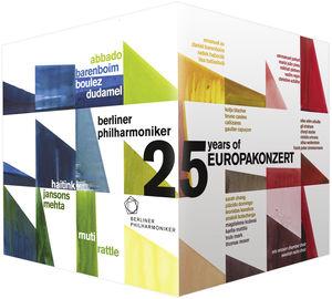Europakonzert 25 DVD Anniversary Box 1991-2015