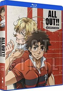 ALL OUT!!: The Complete Series